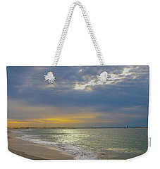 Sunrise Of Great South Bay Weekender Tote Bag
