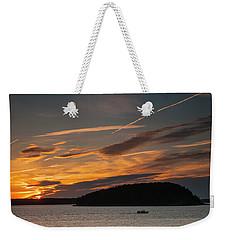 Sunrise On Bar Harbor #2 Weekender Tote Bag