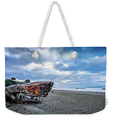 Sunrise On Brookings Weekender Tote Bag