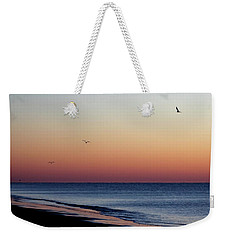 Weekender Tote Bag featuring the photograph Sunrise On Hilton Head by Bruce Patrick Smith