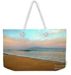 Sunrise On Ka'anapali Weekender Tote Bag by Kelly Wade