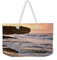Sunrise On Shipwreck Beach Weekender Tote Bag