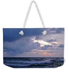 Sunrise On The Atlantic Weekender Tote Bag