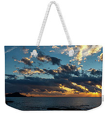 Sunrise On The French Riviera Weekender Tote Bag
