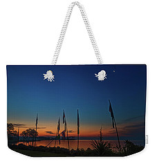 Sunrise On The Neuse 1 Weekender Tote Bag