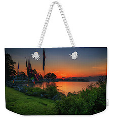 Sunrise On The Neuse 2 Weekender Tote Bag