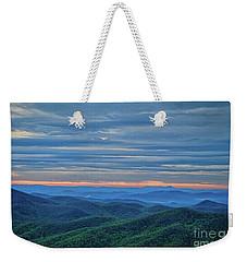 Sunrise On The Parkway Weekender Tote Bag
