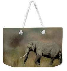 Sunrise On The Savannah Weekender Tote Bag