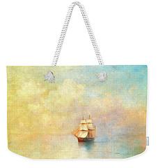 Sunrise On The Sea Weekender Tote Bag