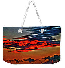 Sunrise Over Daytona Beach Weekender Tote Bag