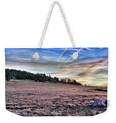 Sunrise Over Ft. Apache Weekender Tote Bag