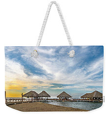 Sunrise Over Hemingway Weekender Tote Bag