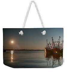 Sunrise Over New Bedford, Weekender Tote Bag