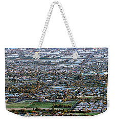 Sunrise Over Phoenix Arizona Weekender Tote Bag