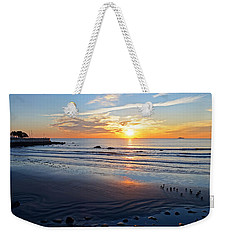 Sunrise Over Red Rock Park Lynn Shore Drive Weekender Tote Bag