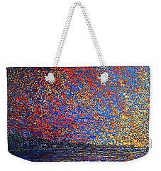 Sunrise Over St Andrews Nb Weekender Tote Bag