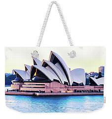 Sunrise Over Sydney Opera House Weekender Tote Bag