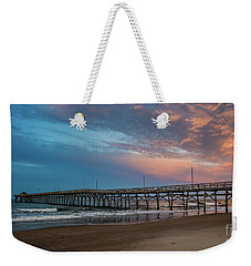 Sunset Over The Atlantic Weekender Tote Bag