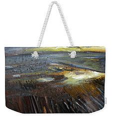 Sunrise Over The Flats Weekender Tote Bag