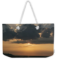 Sunrise Over The Isle Of Wight Weekender Tote Bag