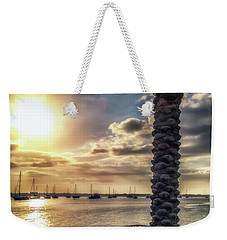 Sunrise Over The Matanzas Weekender Tote Bag