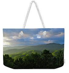 Sunrise Over The Smokies Weekender Tote Bag