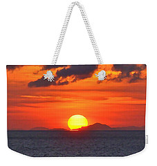 Sunrise Over Western Cuba Weekender Tote Bag