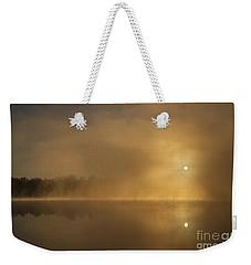 Sunrise Relections Weekender Tote Bag