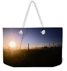 Sunrise Savannah Georgia Usa Weekender Tote Bag