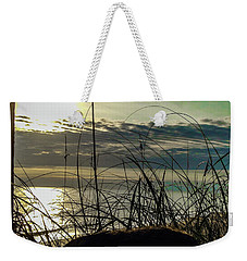 Sunrise Sea Shells Weekender Tote Bag