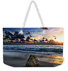 Sunrise Seascape Wisdom Beach Florida C3 Weekender Tote Bag