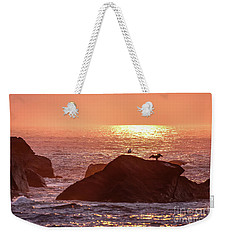 Sunrise, South Shore Weekender Tote Bag