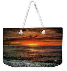 Sunrise Special Weekender Tote Bag by Joseph Hollingsworth