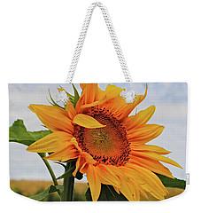 Sunrise Sunflower Weekender Tote Bag