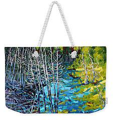 Sunrise Swamp Weekender Tote Bag