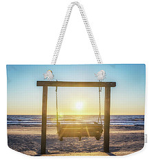 Sunrise Swings Weekender Tote Bag