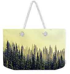 Sunrise Through The Pines Weekender Tote Bag
