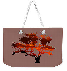 Sunrise Tree 2 Weekender Tote Bag