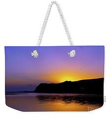 Sunrise Weekender Tote Bag by Trena Mara