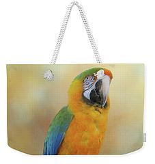 Sunrise Weekender Tote Bag by Victoria Harrington