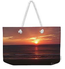 Sunrise Virginia Beach Weekender Tote Bag