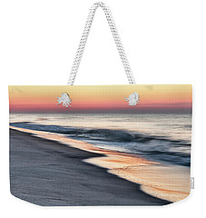 Sunrise Waves Weekender Tote Bag