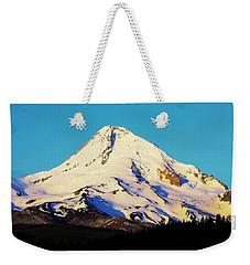 Sunrise With Mt. Hood Weekender Tote Bag