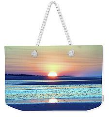 Sunrise X I V Weekender Tote Bag by Newwwman