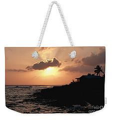 Sunset @ Spotts Weekender Tote Bag