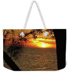 Sunset 1 Weekender Tote Bag by Megan Cohen
