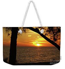 Sunset 2 Weekender Tote Bag