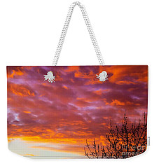 Sunset 7 Weekender Tote Bag by Jean Bernard Roussilhe