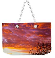 Sunset 7 Weekender Tote Bag