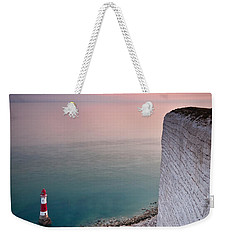 Sunset At Beachy Head Weekender Tote Bag